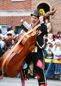 Philadelphia mummers day parade 2008