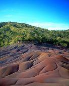 Colored Earth, Mauritius