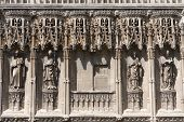 The Cathedral Of Canterbury, Architecture Details
