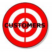 Los clientes objetivo