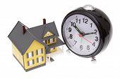 Tempo para comprar uma casa