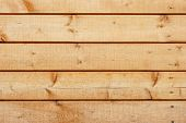 Wooden fence close-up, may be used as background