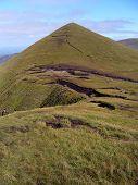 View of Galtee Beag, Galtee Mountains, Ireland