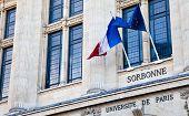 Paris - Sorbonne University Entrance
