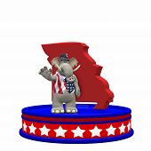 pic of caucus  - Republican Platform - Missouri