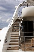 Yacht Stairway