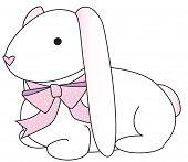 Bunny2 Polka Dot
