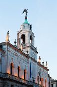 Palazzo Moroni - seat of the Municipality of Padua Italy