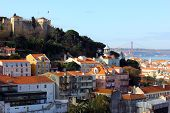 Castle of Saint George, Lisbon, Portugal