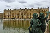 Palace of Versaille Exterior