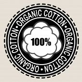 Organic Cotton Seal