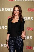 LOS ANGELES - DEC 2:  Eva Amurri Martino arrives to the 2012 CNN Heroes Awards at Shrine Auditorium