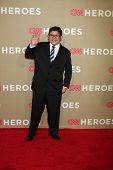 LOS ANGELES - DEC 2:  Rico Rodriguez arrives to the 2012 CNN Heroes Awards at Shrine Auditorium on D