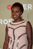 LOS ANGELES - DEC 2:  Viola Davis arrives to the 2012 CNN Heroes Awards at Shrine Auditorium on Dece