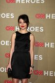 LOS ANGELES - DEC 2:  Miranda Cosgrove arrives to the 2012 CNN Heroes Awards at Shrine Auditorium on December 2, 2012 in Los Angeles, CA