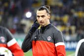 Zlatan Ibrahimovic de Fc Paris Saint-germain