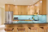 Modern Kitchen Interior Design Architecture