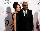 NEW YORK-AUG 5: Keisha Nash Whitaker and Forest Whitaker attend the premiere of Lee Daniels'