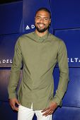 BEVERLY HILLS - AUG 15: Tyson Chandler at a summer celebration hosted by Delta Air Lines at a privat