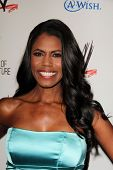 LOS ANGELES - AUG 15:  Omarosa Manigault at the Superstars for Hope honoring Make-A-Wish at the Beve