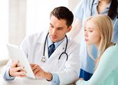 stock photo of medical examination  - healthcare - JPG