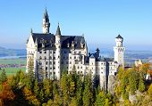 amazing Neuschwanstein castle