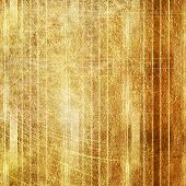 striped background in golden colors