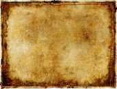 grunge rusty paper background