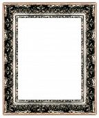 carved classic frame