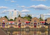 Shadwell Basin, London