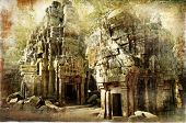 ruins  of ancient civilization