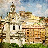 Rome - artistic picture