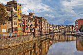 beautiful Girona, Spain