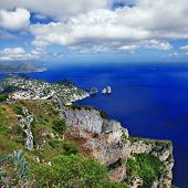 beautiful Italy - Capri island
