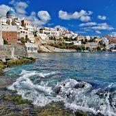 travel in Greek islands series - Syros