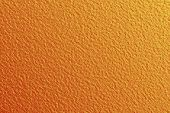 Orange Leatherette Texture