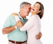 picture of grandpa  - Senior couple portrait - JPG
