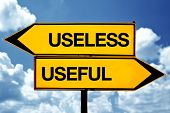 Useless Or Useful