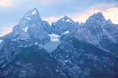 Grand Tetons Glacier View