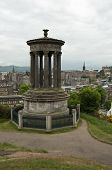 Dugald Stewart Monument, Edimburgh