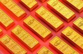 Chinese gold bullion