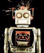 thinking robot toy