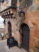 Around Edinburgh Castle, Scotland