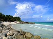 Caribbean Sea & Sky