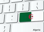 Постер, плакат: Algeria