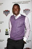LOS ANGELES  - FEB 9:  Torrance	Gibson at the ESPN Sport Science Newton Awards at Sport Science Stud