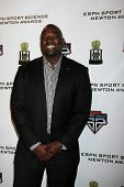 LOS ANGELES  - FEB 9:  Marcellus Wiley at the ESPN Sport Science Newton Awards at Sport Science Stud