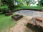 ruins of Sigiriya Castle, Sri Lanka
