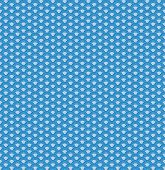 Seamless Asian Wave Pattern