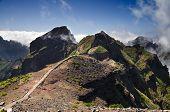 Pico Do Areeiro Mountain Trek, Madeira